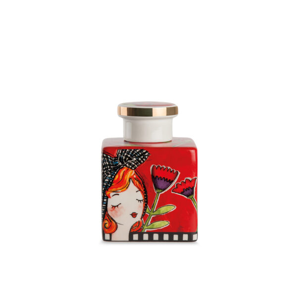 Le pupazze 8x11 red scent diffuser